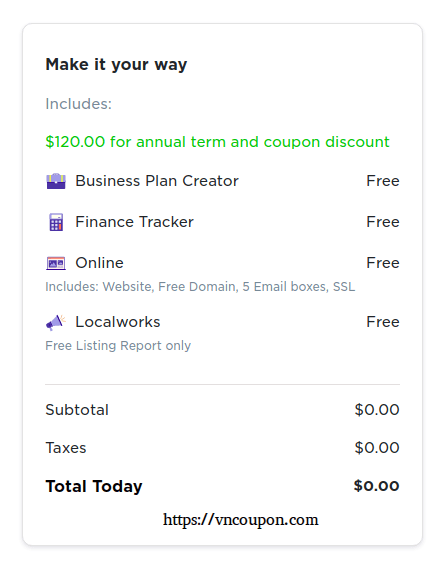 Yahoo cấp miễn phí tên miền .COM, .NET, .ORG - Cập nhật [month]/[year] 3