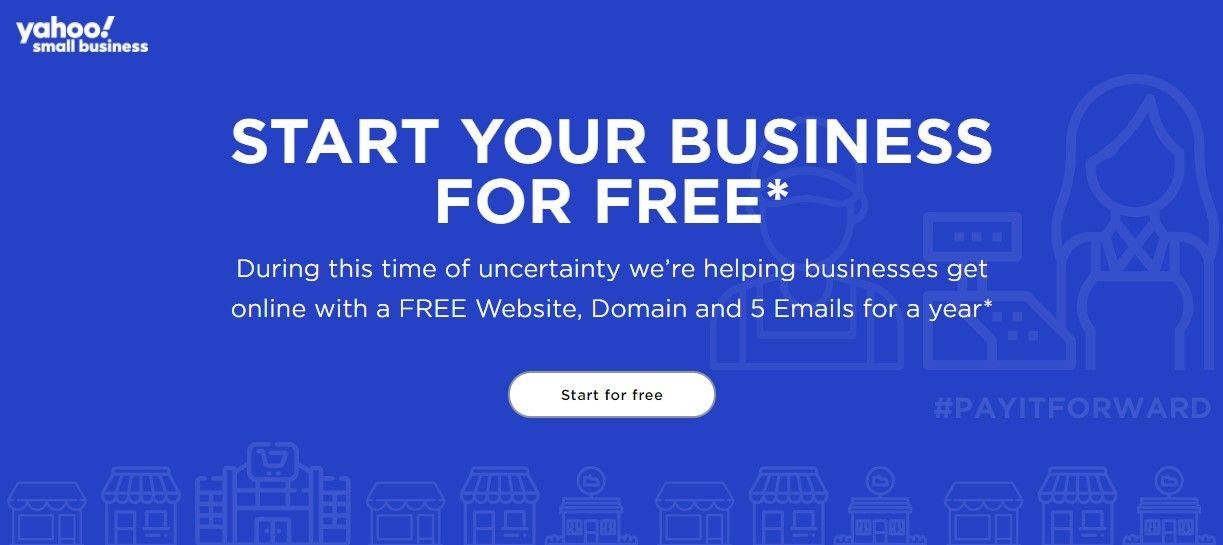 Yahoo cấp miễn phí tên miền .COM, .NET, .ORG - Cập nhật [month]/[year] 1