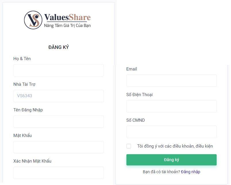 Valuesshare Là Gì? Tặng 100 VSToken miễn phí tương đương 100$ 11