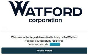 Tìm Hiểu Dự Án Watford Corp - Trả lãi theo tuần Từ Mỹ 6