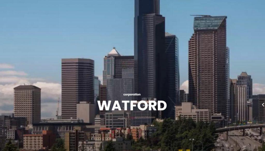 Tìm Hiểu Dự Án Watford Corp - Trả lãi theo tuần Từ Mỹ 1