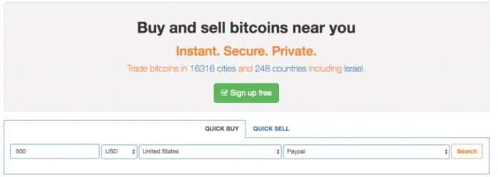 Hướng dẫn Localbitcoin - Buoc 1