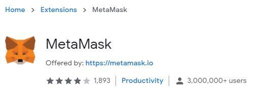 Đánh giá Ví Metamask