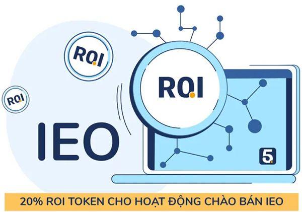 Kế hoạch IEO ROI Token
