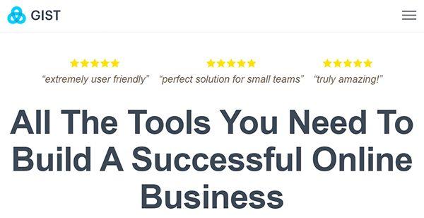 Danh sách 7 dịch vụ Email Marketing tốt nhất - Getgist